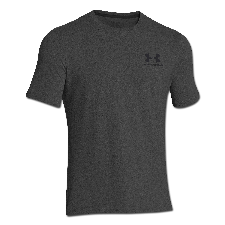 Under Armour Shirt CC Sportstyle carbon