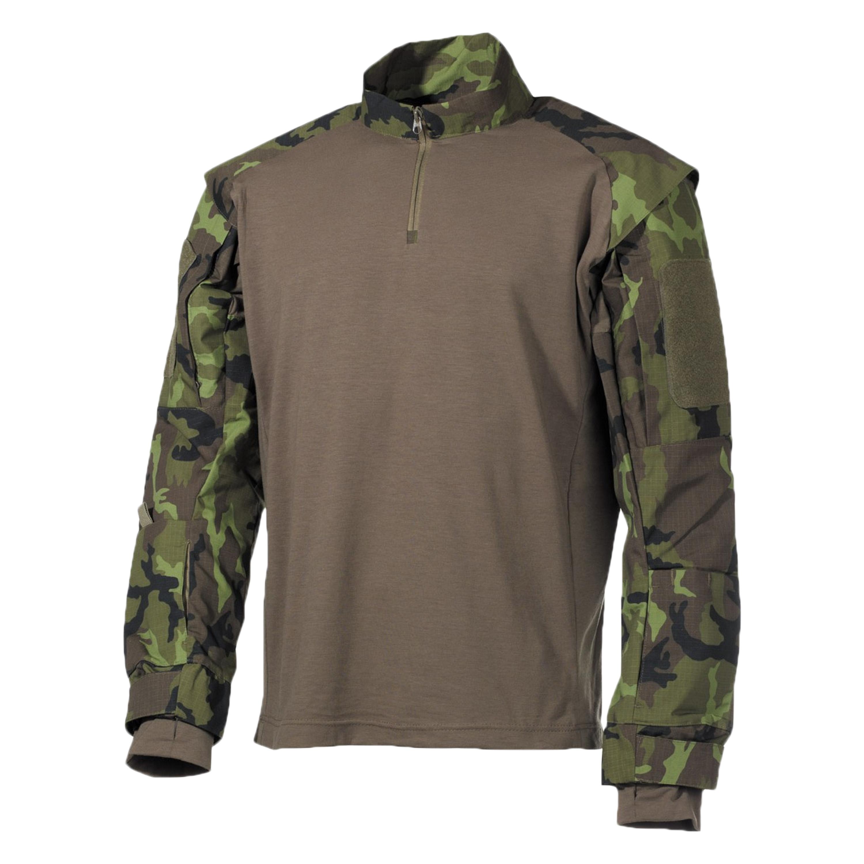 US Langarmshirt Tactical M95 CZ tarn