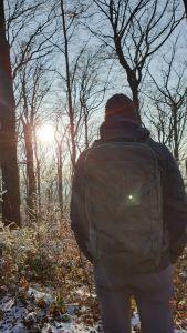 Wandertag im Winter