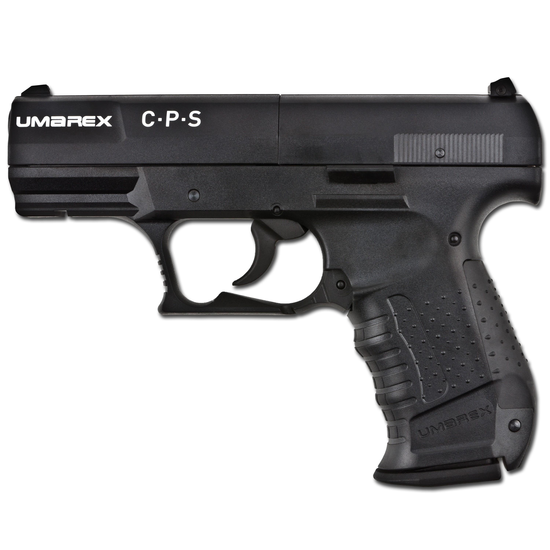 Pistole Walther CP Sport brüniert