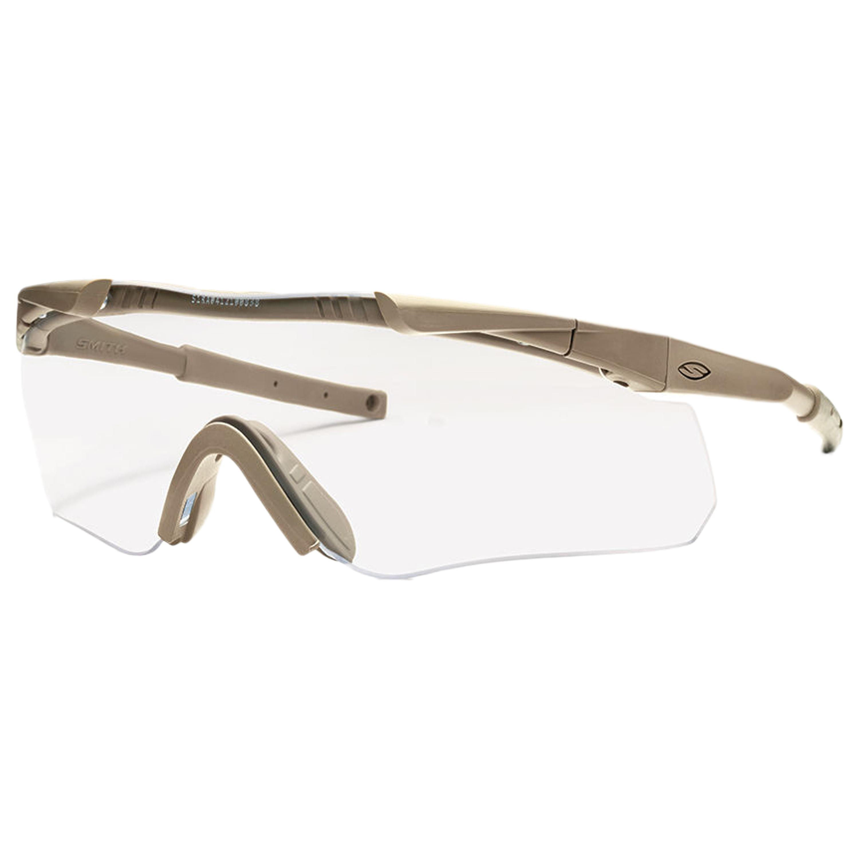 Smith Optics Brille Aegis Arc tan graues Glas