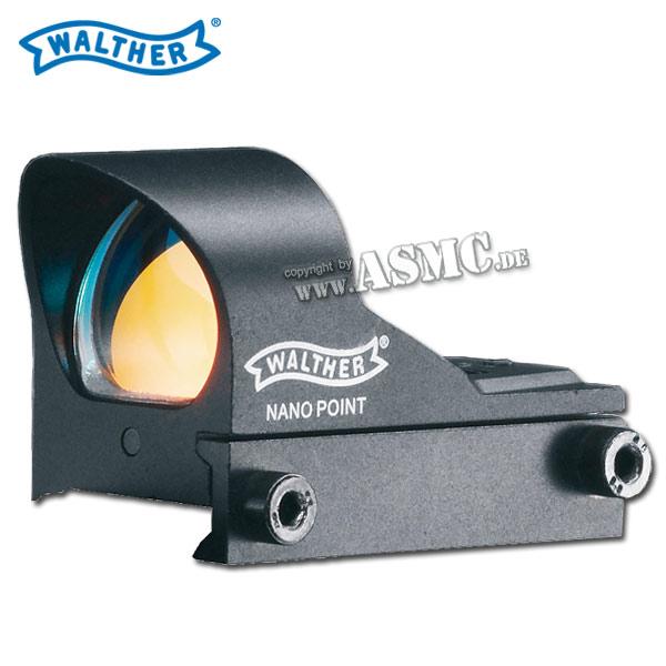 Leuchtpunktvisier Walther Nano Point