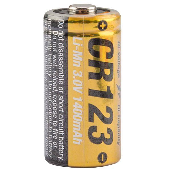 Clawgear Batterie CR123A Lithium 3V