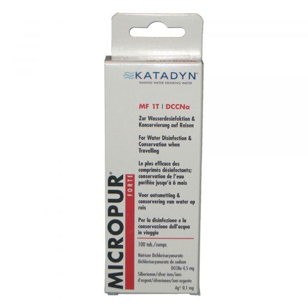 Micropur Forte MF1T