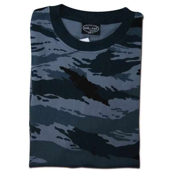 T-shirt tigerblue