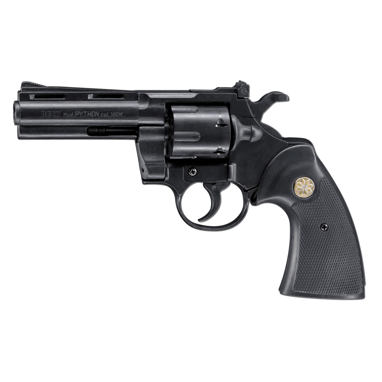 Revolver Reck Python