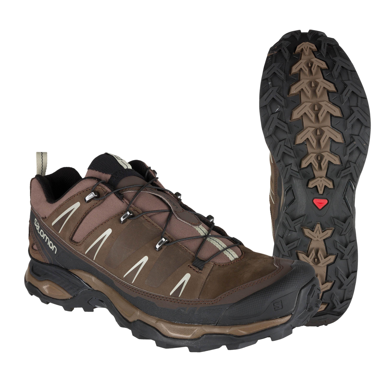 Salomon Schuhe X Ultra LTR braun