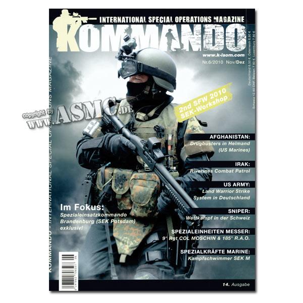 Kommando Magazin K-ISOM Ausgabe: 14