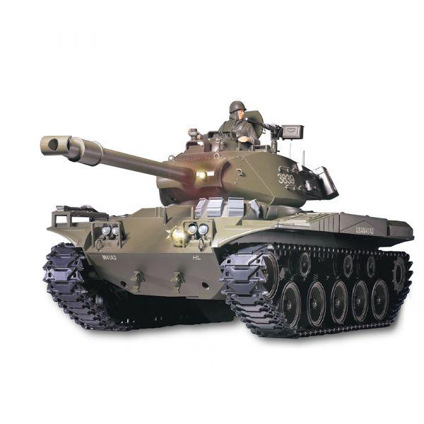 Amewi RC Panzer Walker Bulldog M41 Standard Line oliv