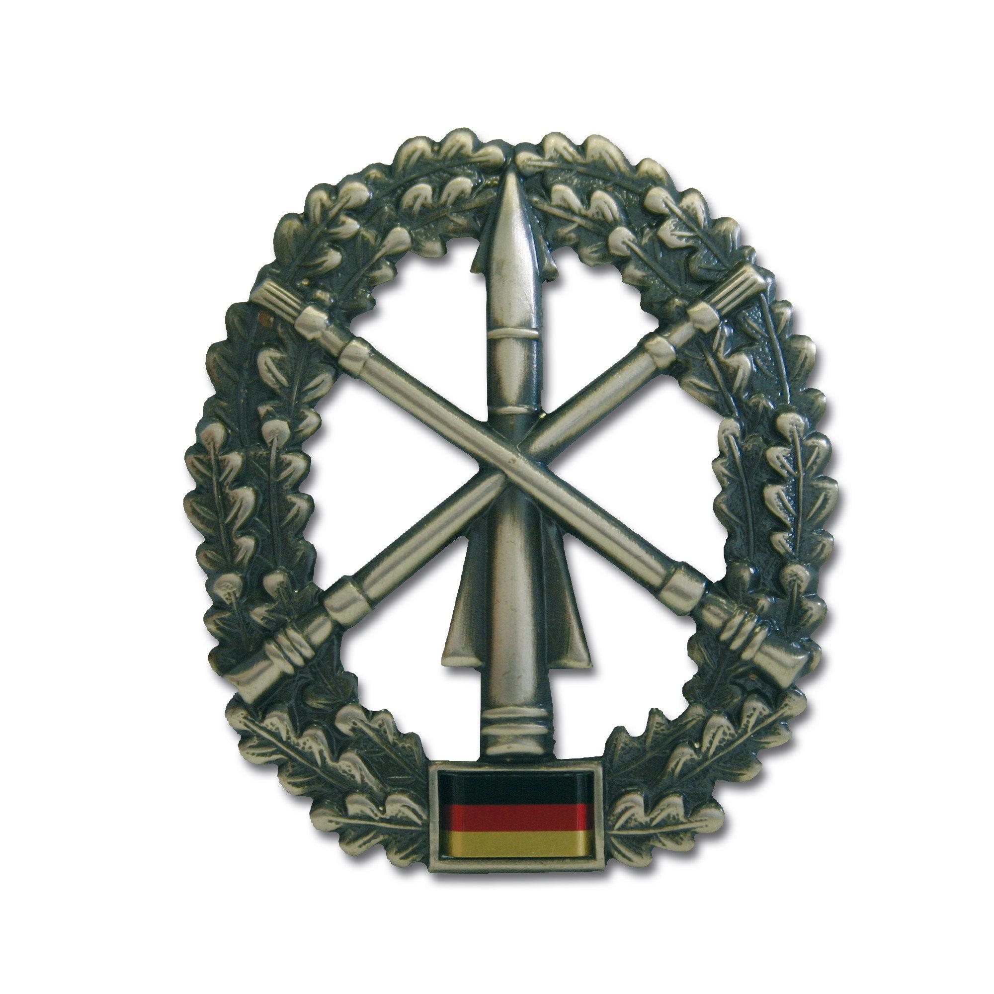 Abzeichen BW Barett Heeresflugabwehr