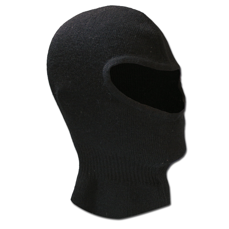 BW Kälteschutzhaube schwarz