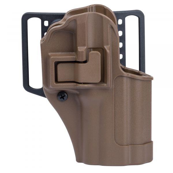 Blackhawk Holster Serpa CQC Concealment S&W M&P9 RH braun