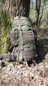 TT Raidpack MK III oliv