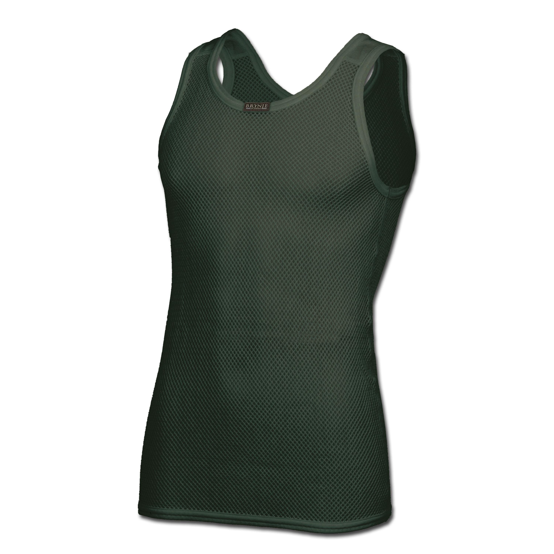 Brynje A-Shirt oliv
