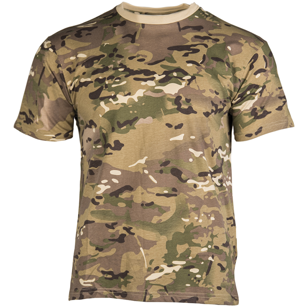 Mil-Tec T-Shirt Kids multitarn