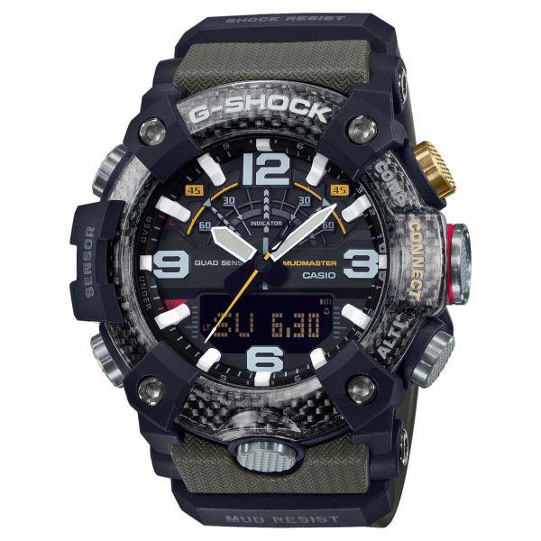 Casio Uhr G-Shock Mudmaster GG-B100-1A3ER schwarz oliv