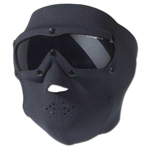 Swiss Eye Neopren Gesichtsschutz Pro schwarz