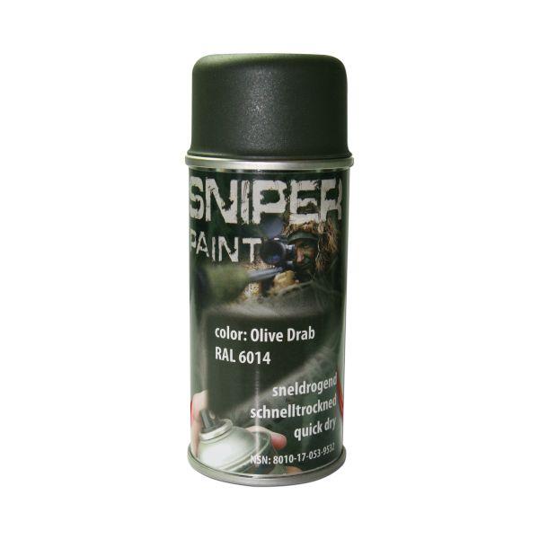 Sniper Paint Sprühfarbe oliv