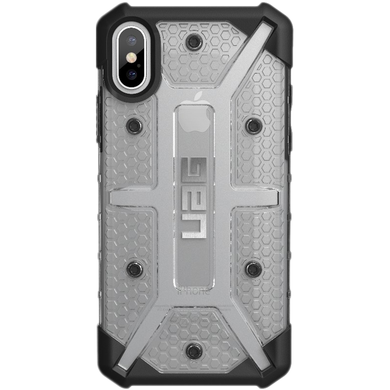 UAG Case Apple iPhone X Plasma weiß transparent