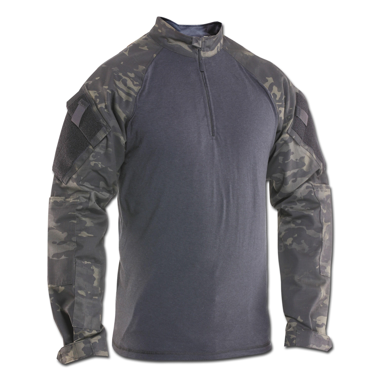 Combat Shirt Tru-Spec TRU Multicam black
