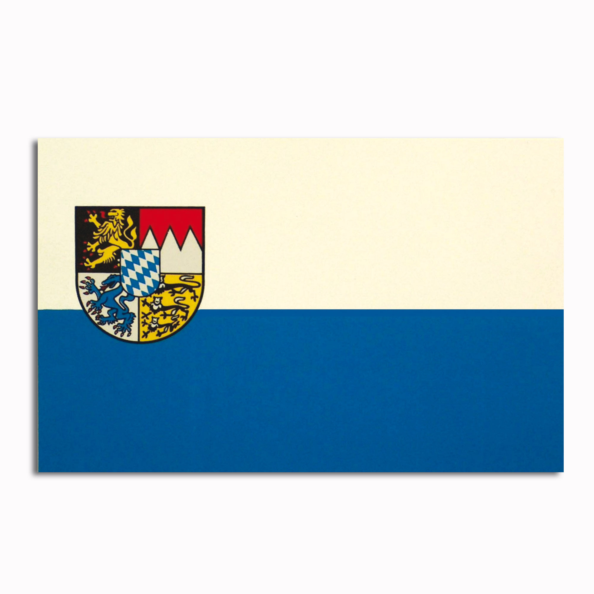 Aufkleber Bayern