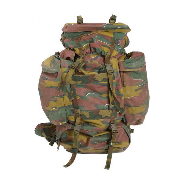 Belg. Rucksack M97 tarn gebraucht