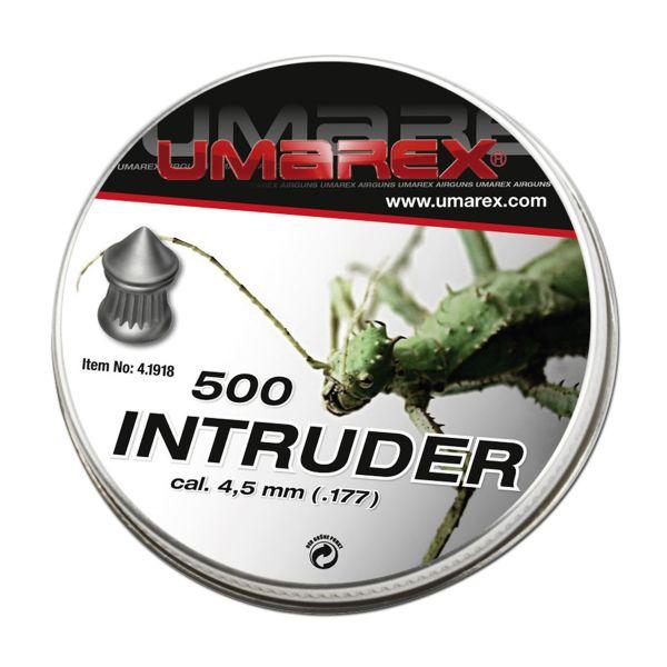 Umarex Diabolos Intruder Spitzkopf Spezial 4.5 mm 500 St.