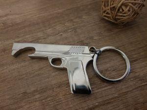 Schlüsselanhänger Pistole