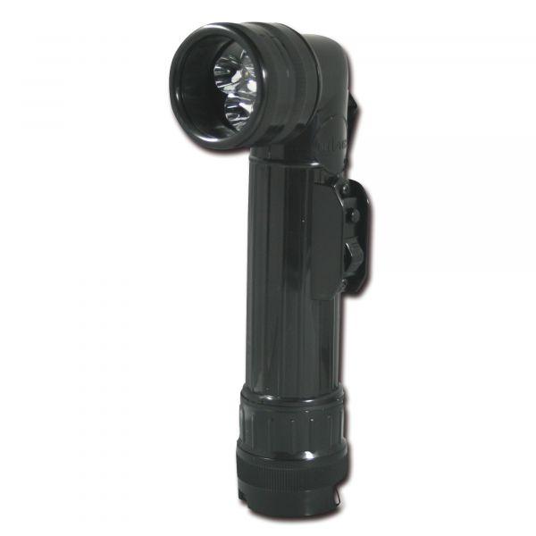Winkellampe LED Import groß schwarz