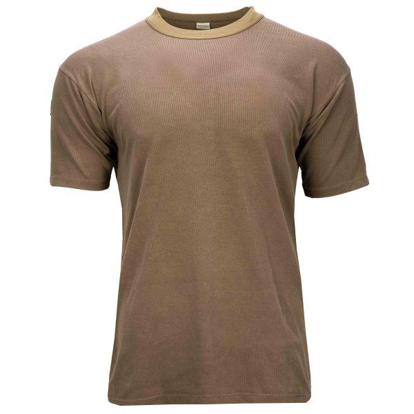 BW Tropen T-Shirt beige ohne Klett neuwertig