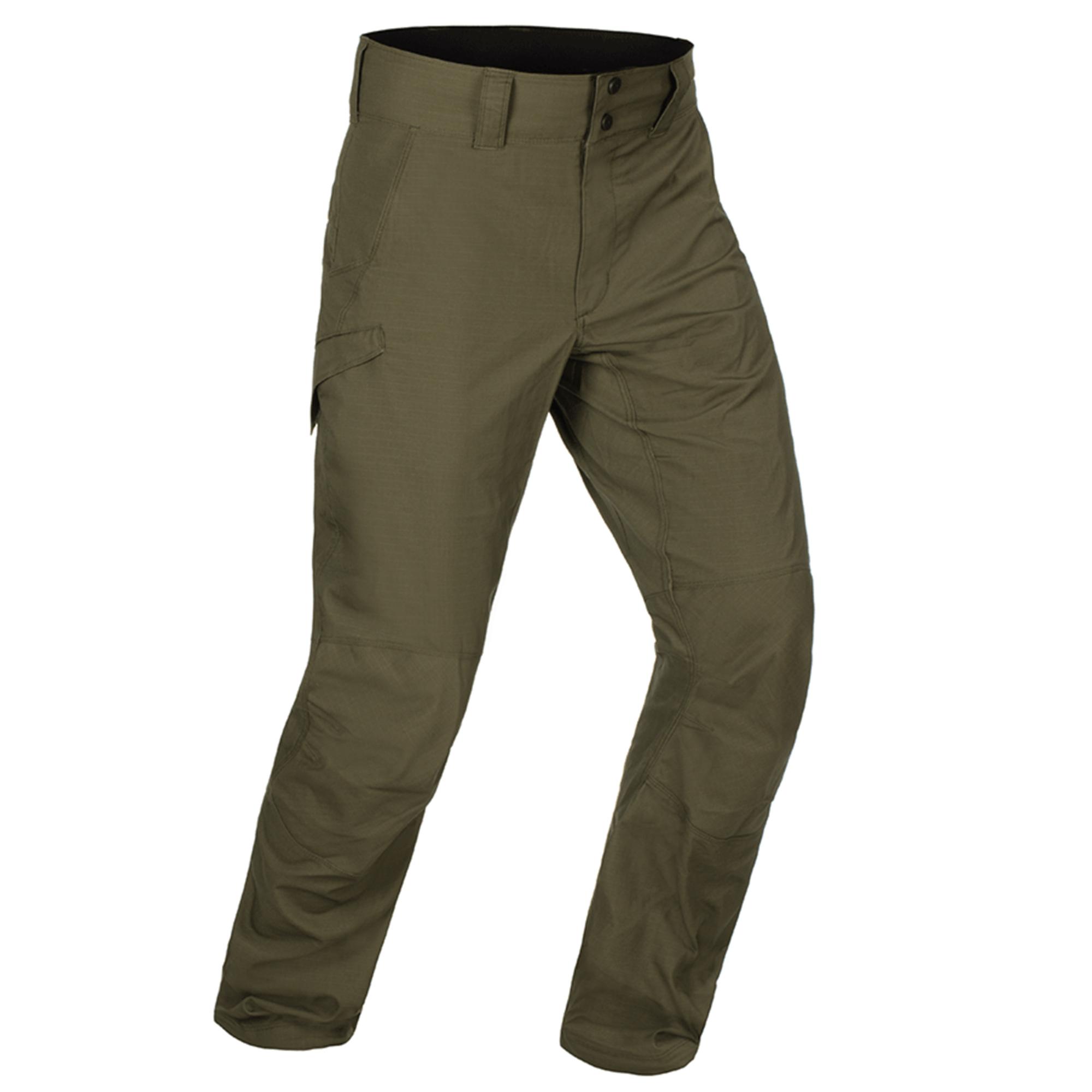 ClawGear Tactical Pant Defiant Flex steingrau oliv