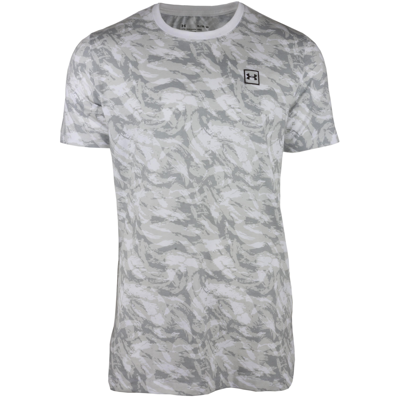 Under Armour Shirt AOP Sportstyle weiß
