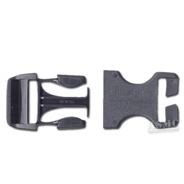 Steckschließe Plastik Special II 25mm