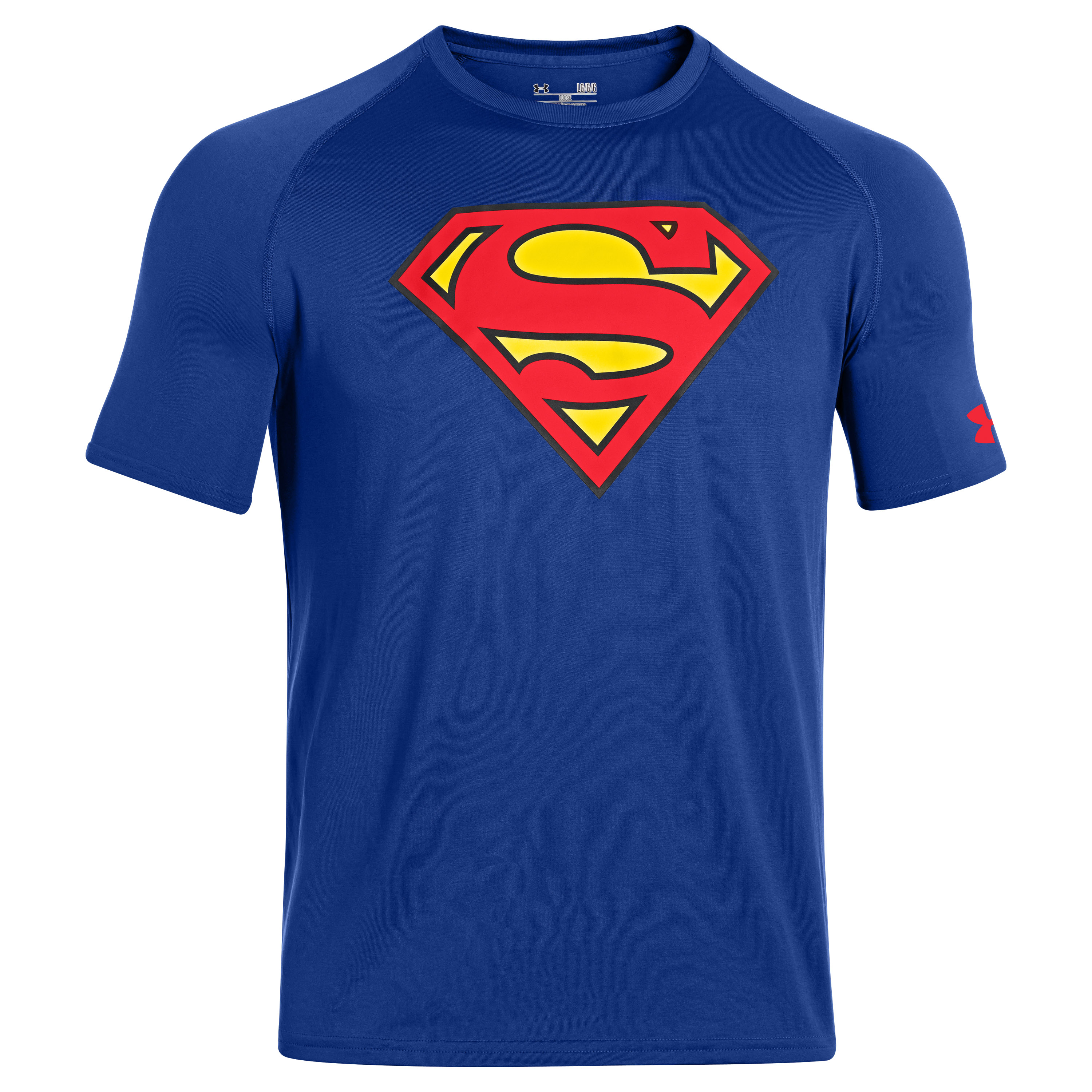 Under Armour Shirt Superman