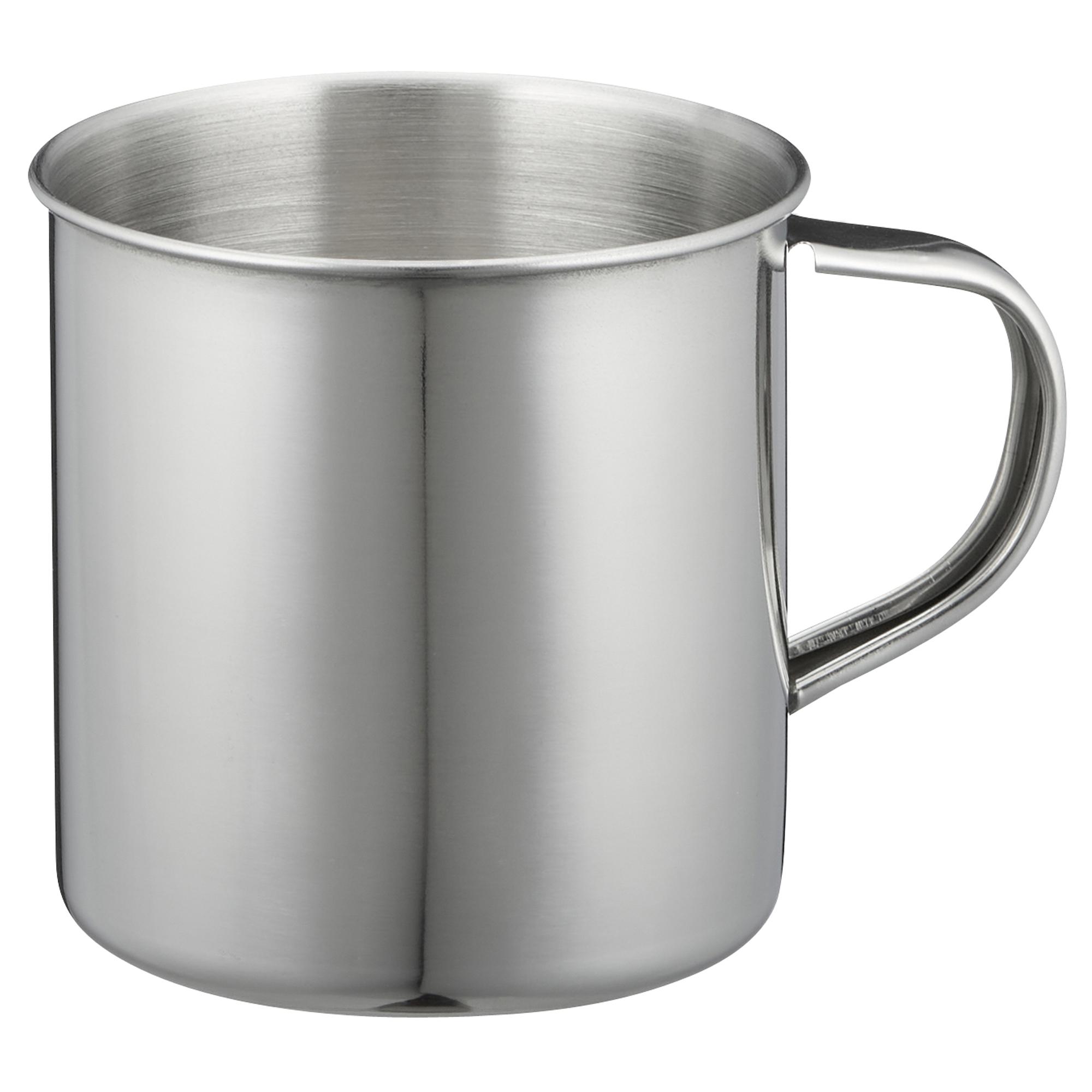 Edelstahlbecher 300 ml