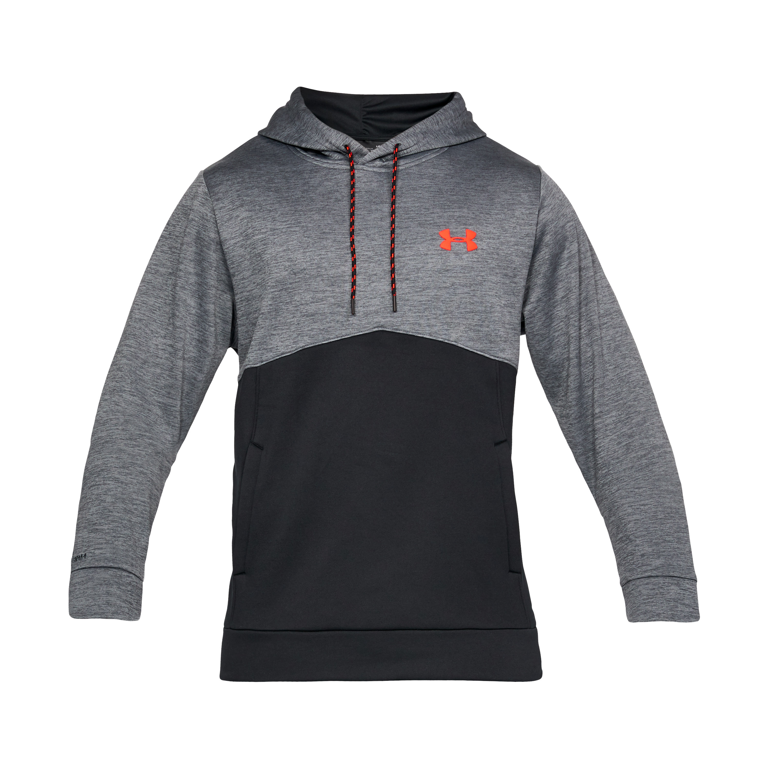 Under Armour Hoodie Storm AF Twist grau meliert