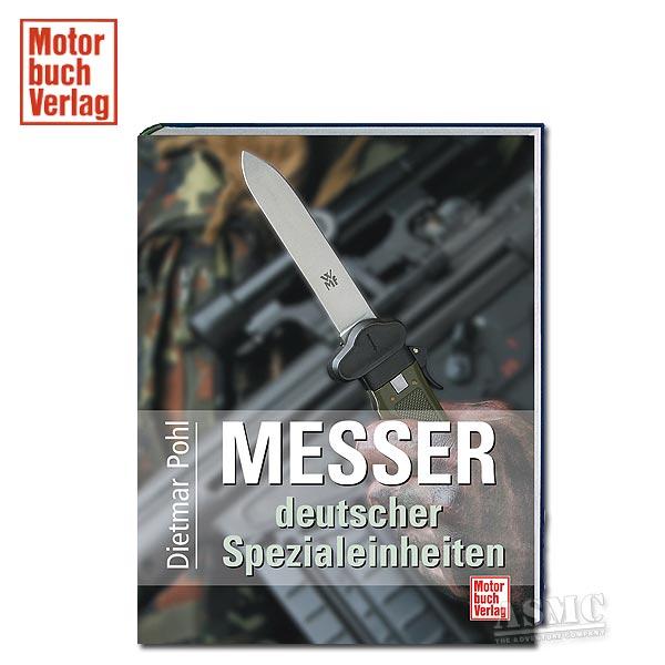 Buch Messer deutscher Spezialeinheiten