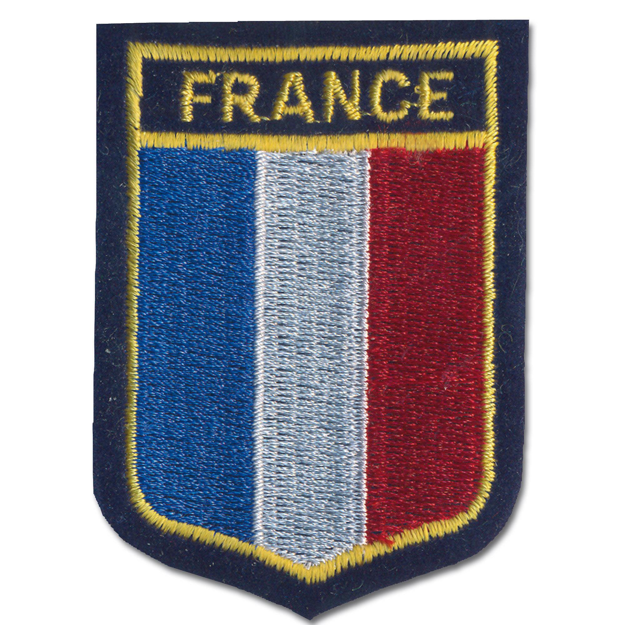 Abzeichen Flagge Frankreich