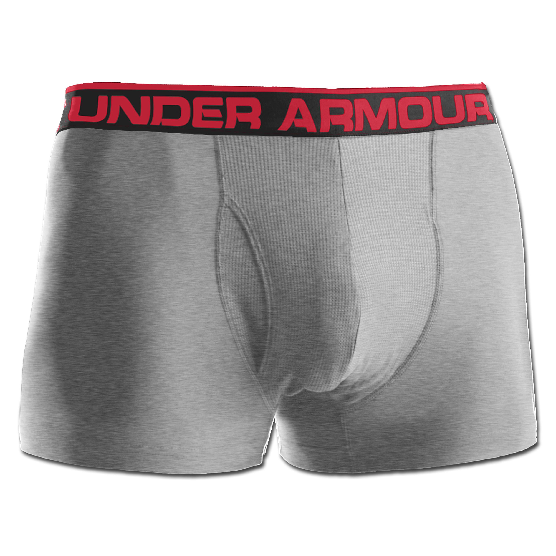 Under Armour Boxershorts 3 grau