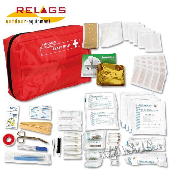 Relags Erste-Hilfe Fernreiseset