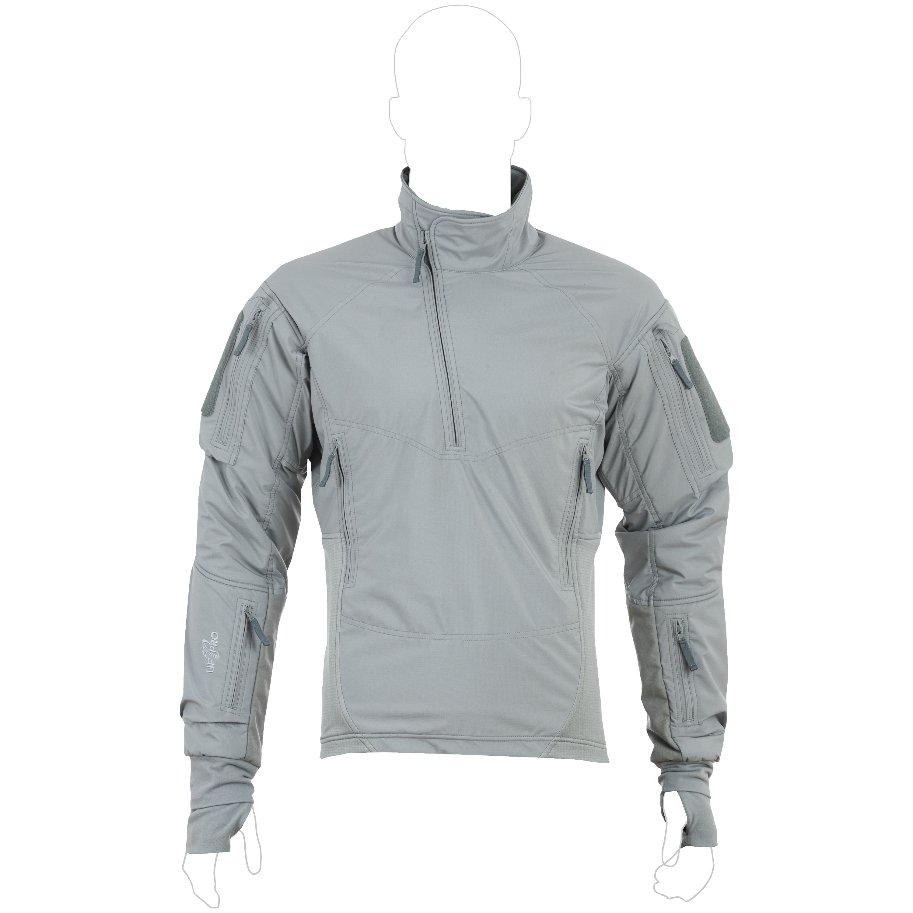 UF Pro Winter Combat Shirt AcE frost grey