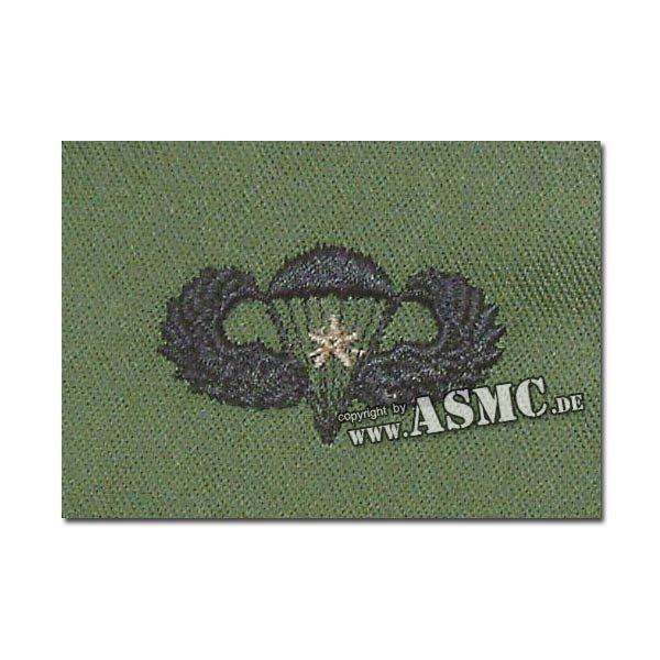Abzeichen US Combat Para Textil