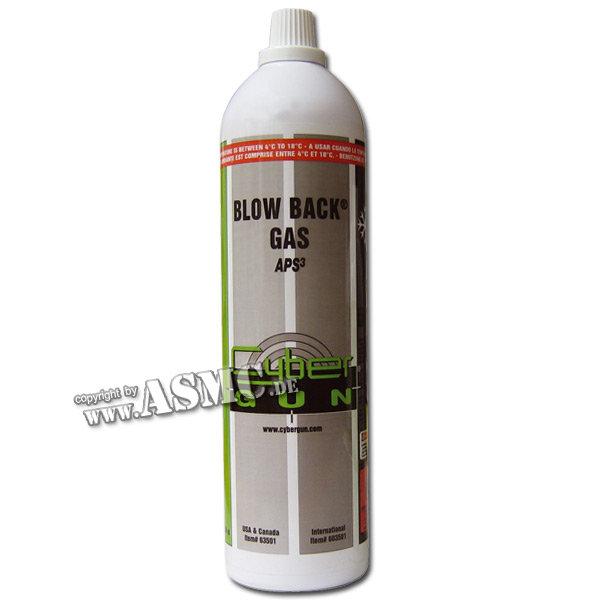 Blow-Back Gas Cybergun 750 ml