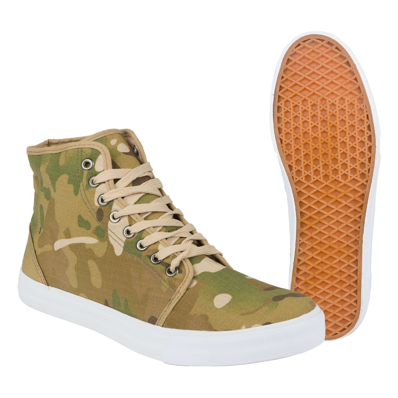 Army Sneaker multitarn
