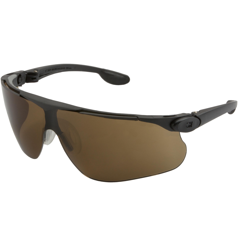 Schutzbrille 3M Maxim Ballistic bronze