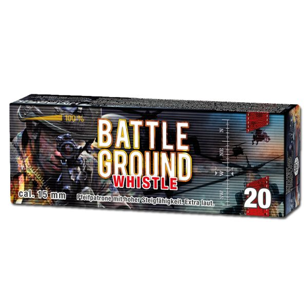 Feuerwerk Battle Ground Whistle
