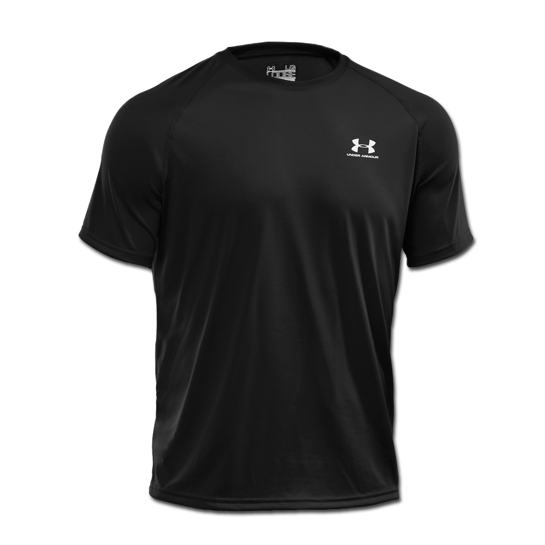 Under Armour T-Shirt EU Tech SS Tee schwarz