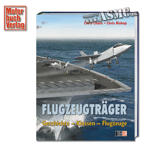 Buch Flugzeugträger - Geschichte - Klassen - Flugzeuge