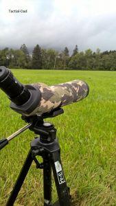 Jagdaufseher Vogelbeobachtung