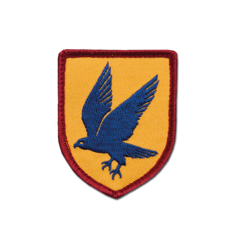 MilSpecMonkey Patch Blue Falcon full color